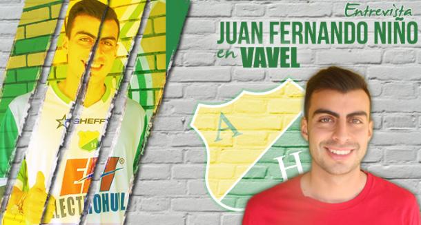 """Juan Fernando Niño: """"Seguiremos trabajando duro para conseguir la primera estrella"""""""