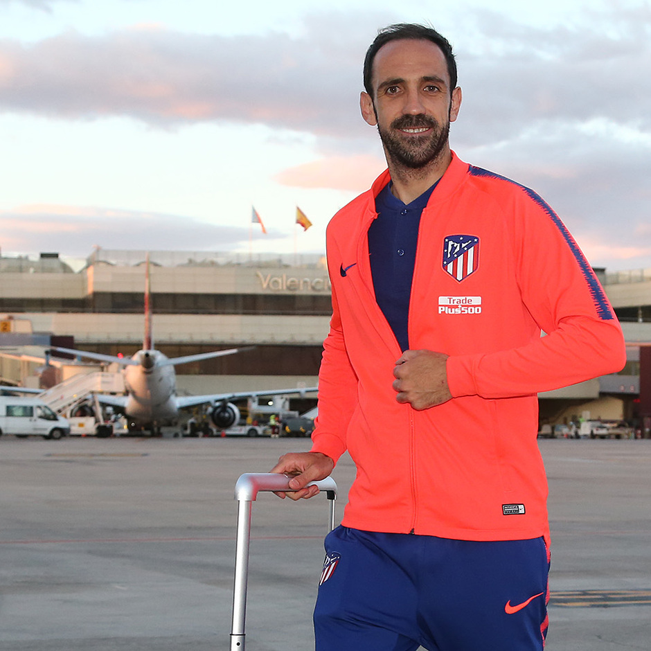 Previa Valencia - Atlético de Madrid: viaje de fin de curso
