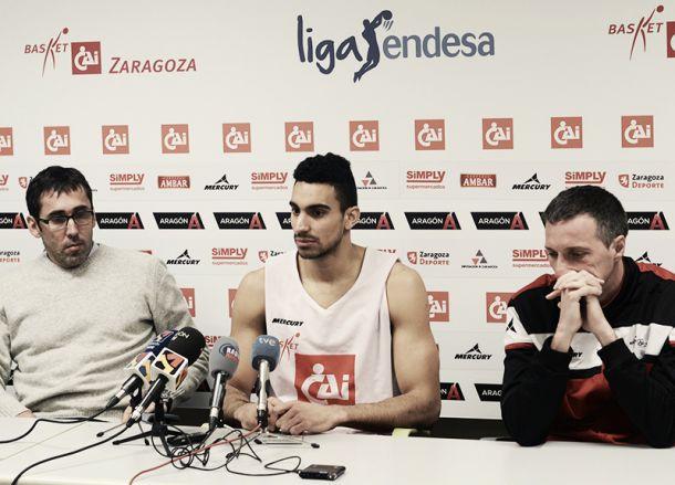 Juan José García se incorpora al CAI Zaragoza