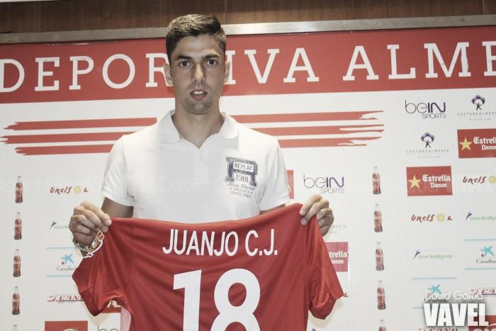 """Juanjo: """"Solo me interesa ganar, estar lo más arriba posible y ayudar con mi juego"""""""