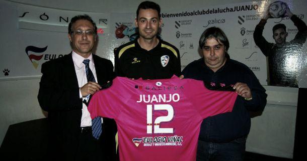 Santiago Futsal mueve el fin de mercado con Barrón, Juanjo y Hugo