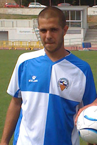 Juanjo Ciércoles, nuevo jugador arlequinado