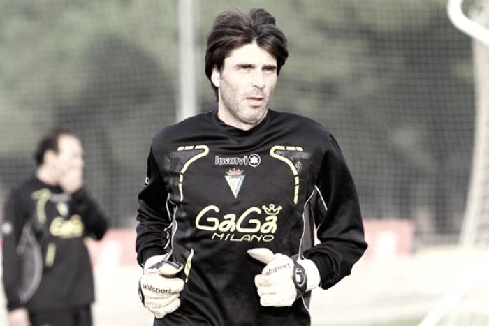 El Mirandés ficha a Juanma Cruz como entrenador de porteros