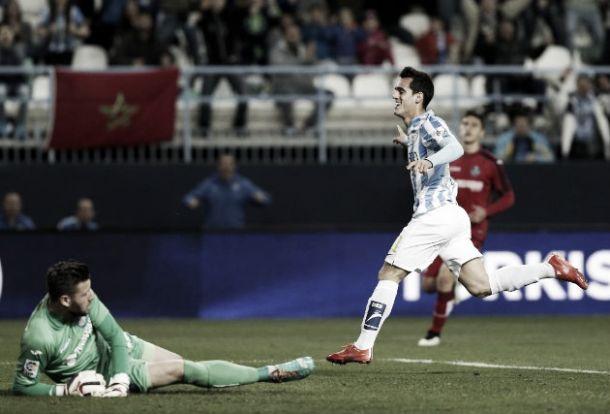 Málaga - Getafe, puntuaciones del Málaga, 25ª jornada de la Liga BBVA
