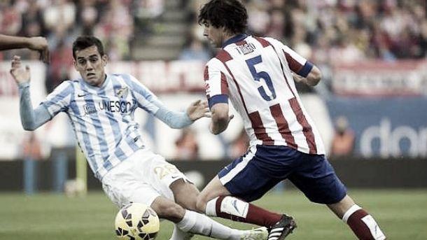 El Málaga llegó una hora tarde al Calderón