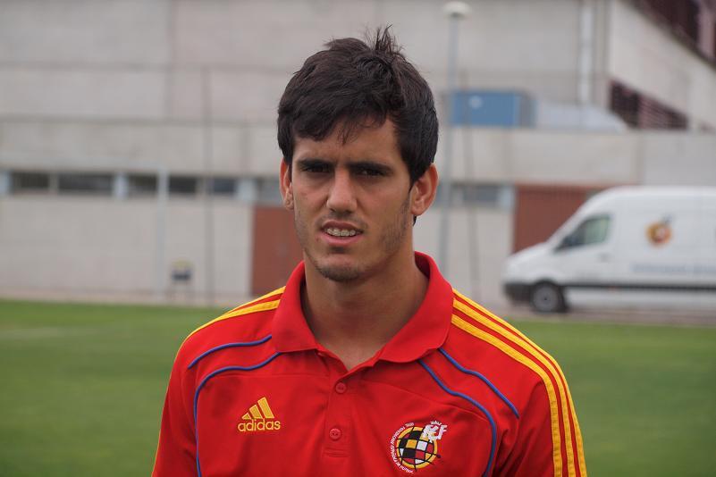Juanmi, campeón de Europa Sub-19