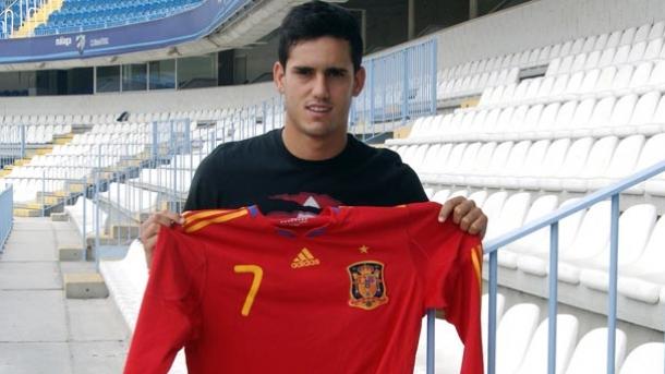 Juanmi, en la lista definitiva para el Europeo Sub-19