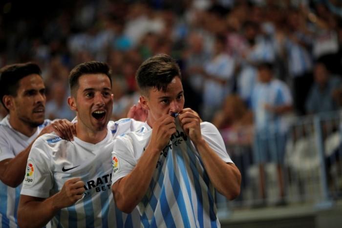 Juanpi la nueva bocanada del Málaga