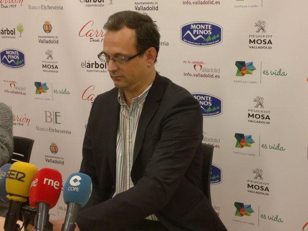 Juan Vela ya planifica el futuro CB Valladolid