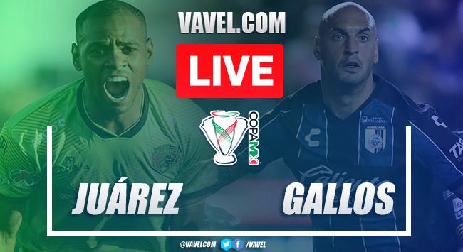 Goals and Highlights: FC Juárez 3-1 Querétaro, 2020 Copa MX