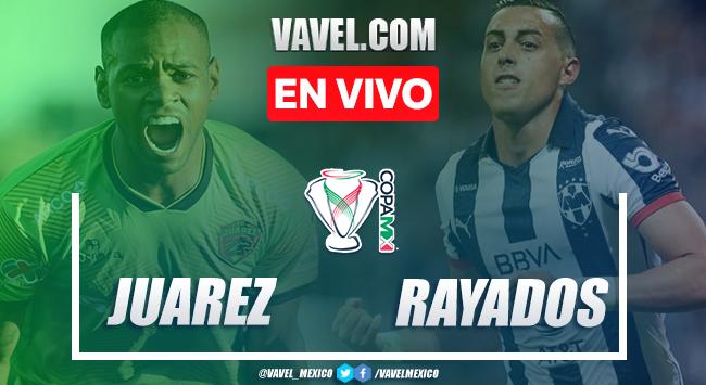 Resumen y goles: FC Juárez 2 - 0 CF Monterrey en Copa MX 2020