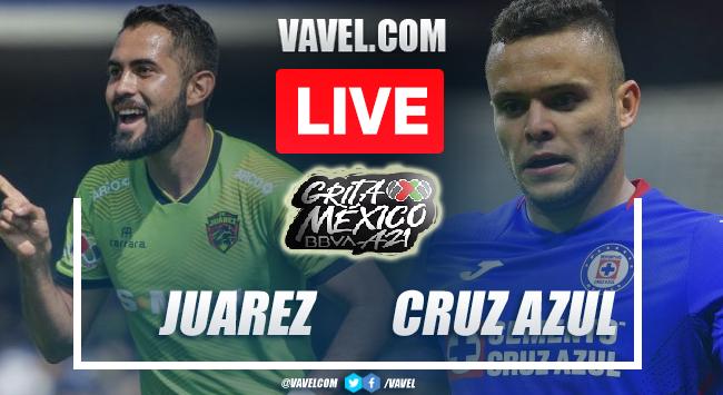 Goals and Highlights: Juarez 2-1 Cruz Azul in Liga MX 2021