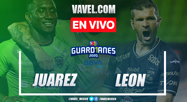 Resumen del Juárez 0-0 León en Liga MX 2020