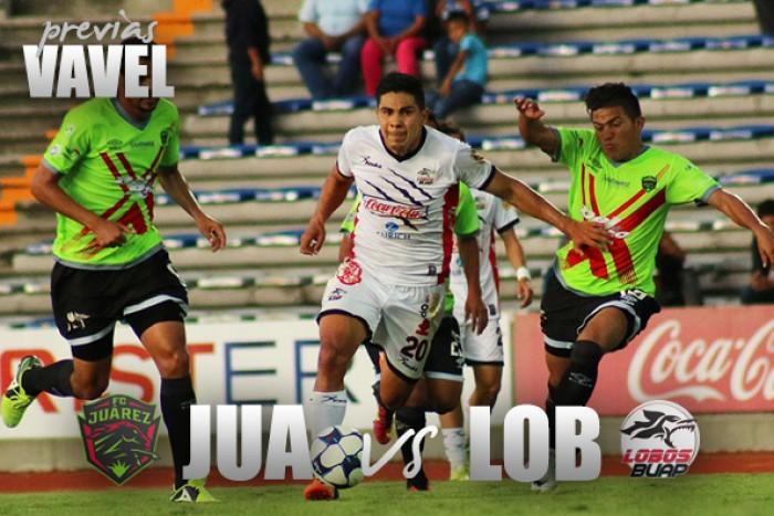 Previa FC Juárez - Lobos BUAP: Todo o Nada