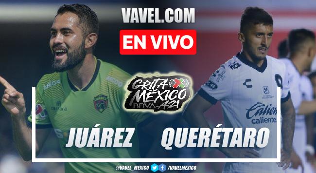 Resumen y mejores momentos del FC Juárez 0-0 Querétaro en Liga MX