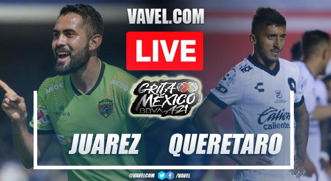 Highlights and Best Moments: Juarez 0-0 Queretaro in Liga MX
