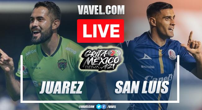 Goal and Highlights: FC Juarez 1-0 Atletico San Luis in Liga MX 2021