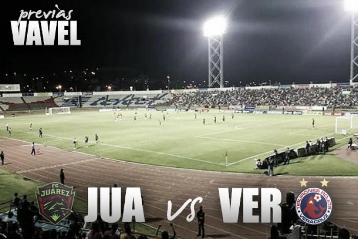 Previa Juárez - Veracruz: por el pase a semifinales