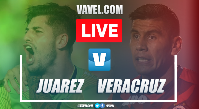 FC Juarez vs Veracruz: Live Stream Online TV Updates and How to Watch Liga MX 2019 (0-0)
