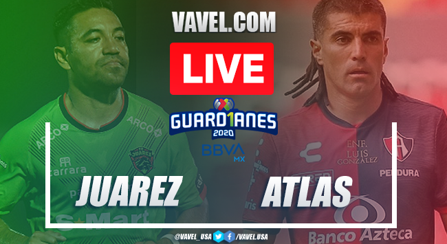 FC Juárez vs Atlas: Live Stream Online TV Updates and How to Watch Liga MX 2020 (0-0)