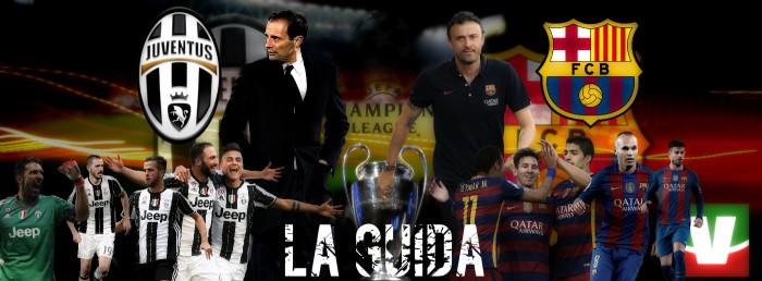 The Road ends here: Juve-Barça, #ItsTime - La guida di Vavel Italia
