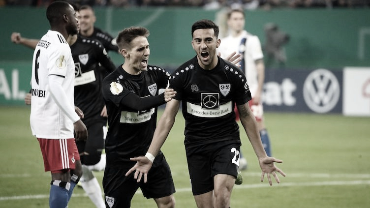 DFB Pokal: Stuttgart supera Hamburgo na prorrogação; Colônia é eliminado no fim