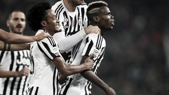 Juventus vence «derby» frente ao Torino e segue em frente na Taça