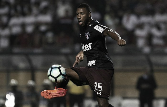 São Paulo anuncia Jucilei como 'primeiro reforço' para 2018