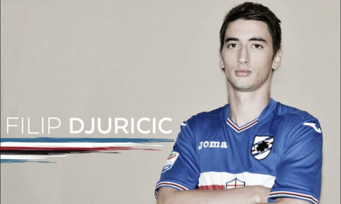 Opção de compra de 3,5 milhões: Benfica empresta Djuricic à Sampdoria