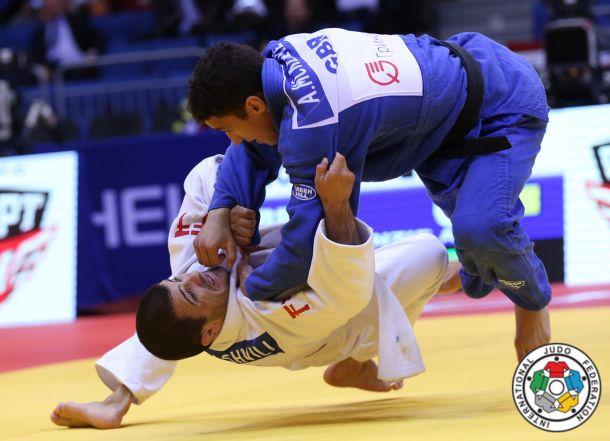 Mundial de Cheliábinsk: primera prueba para los judocas españoles