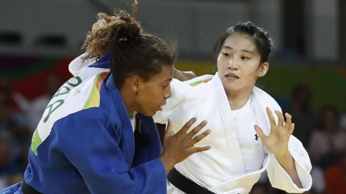 Judô: Rafaela Silva vence Kim-Jan-Di e se classifica para quartas de final