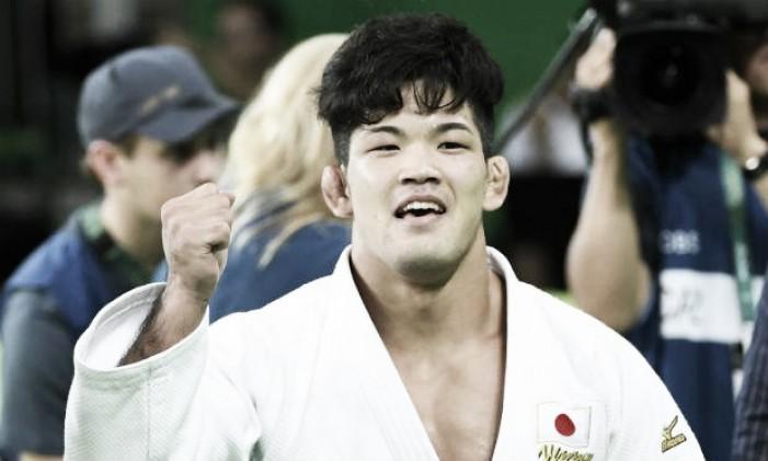 Judô: Shohei Ono conquista medalha de ouro na categoria até 73 kg
