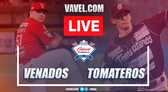 Highlights and Runs: Venados 0-11 Tomateros , Game 7 Final LMP 2020