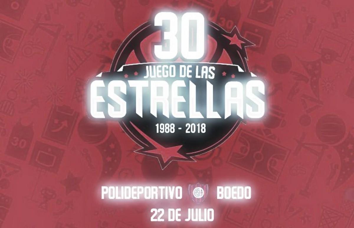 El Polideportivo Roberto Pando recibirá a las mejores estrellas