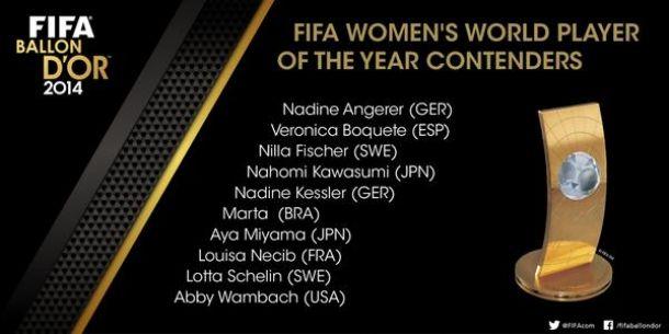 Vero Boquete y Jorge Vilda, nominados por la FIFA