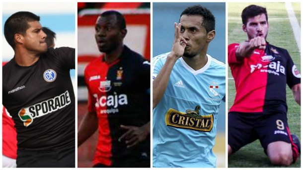 Once ideal del Torneo Descentralizado peruano 2015