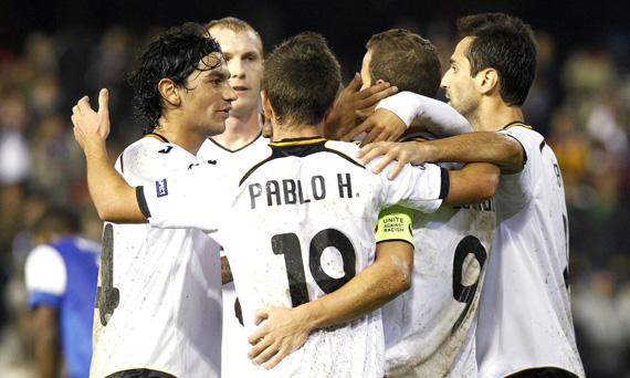 El Valencia disputará un amistoso en Puerto Rico durante la pretemporada