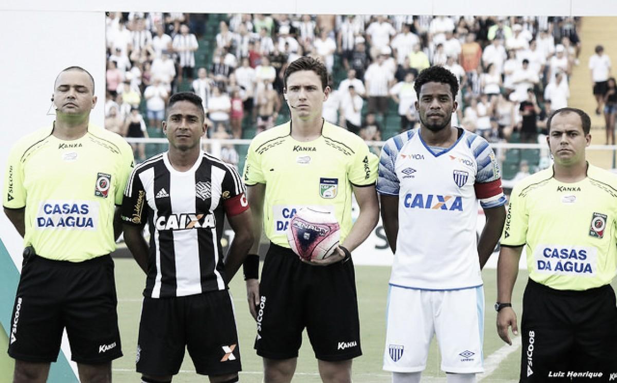TJD-SC pune Marquinhos, Luanzinho e Claudinei Oliveira por incidentes no clássico