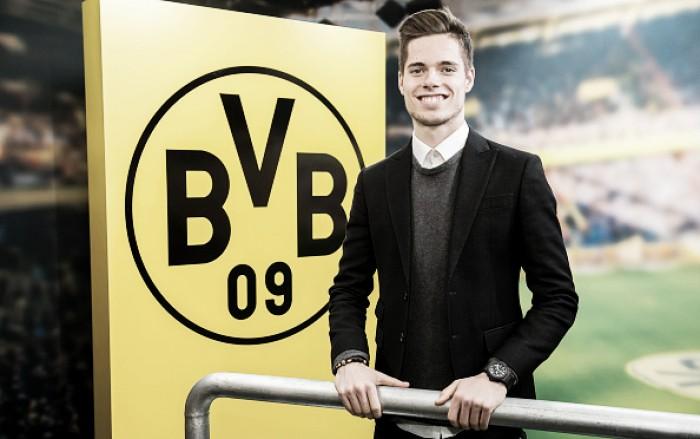 Borussia Dortmund renova contrato de Julian Weigl até 2021