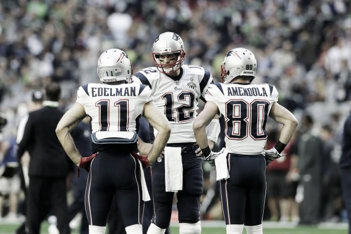 """NE Patriots: un equipo lleno de """"patitos feos"""""""