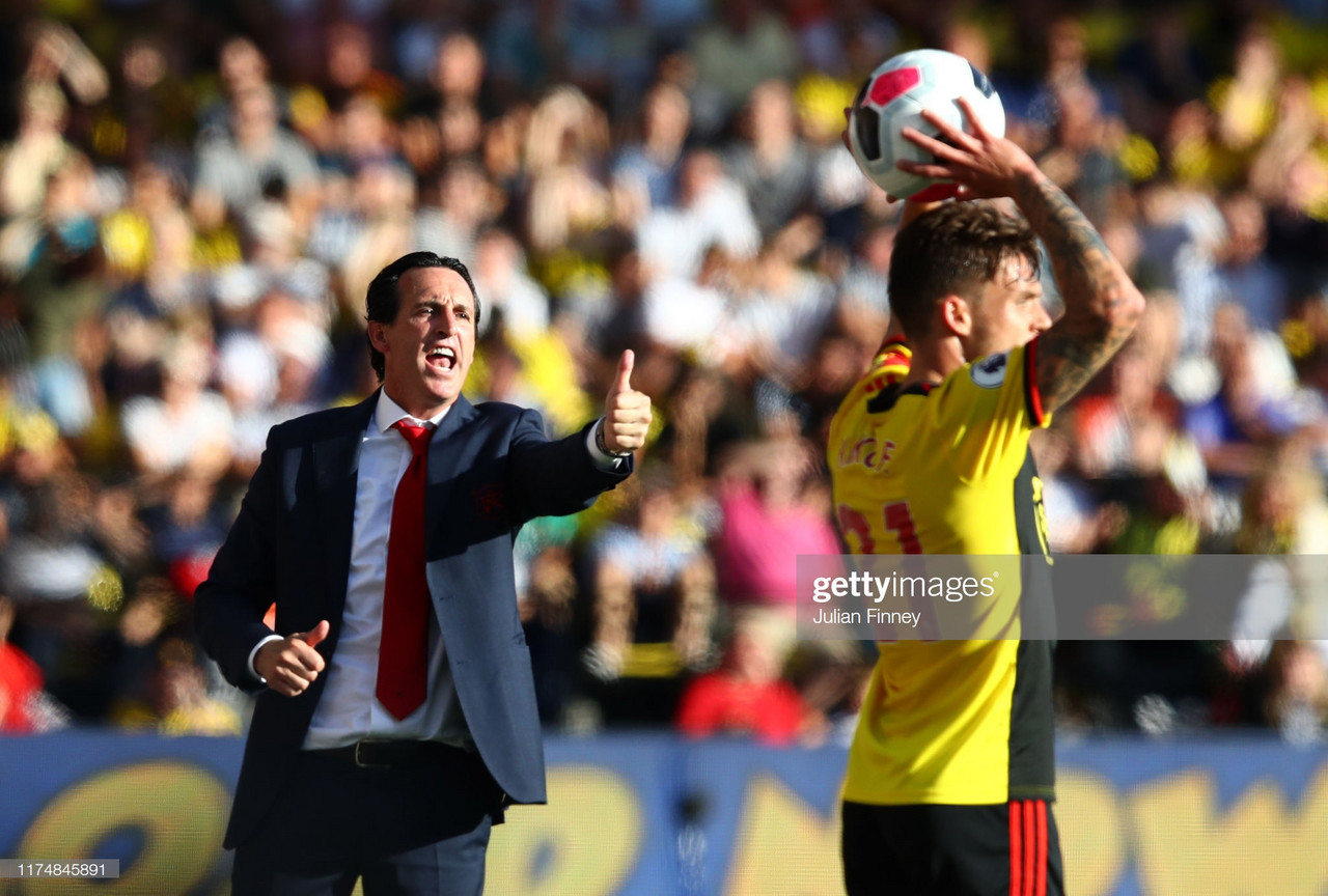 Emery takes responsibility for collective mistakes