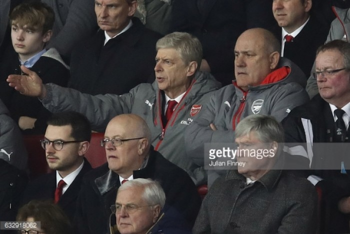 Arsene Wenger's thoughts on a comfortable FA Cup win over Southampton