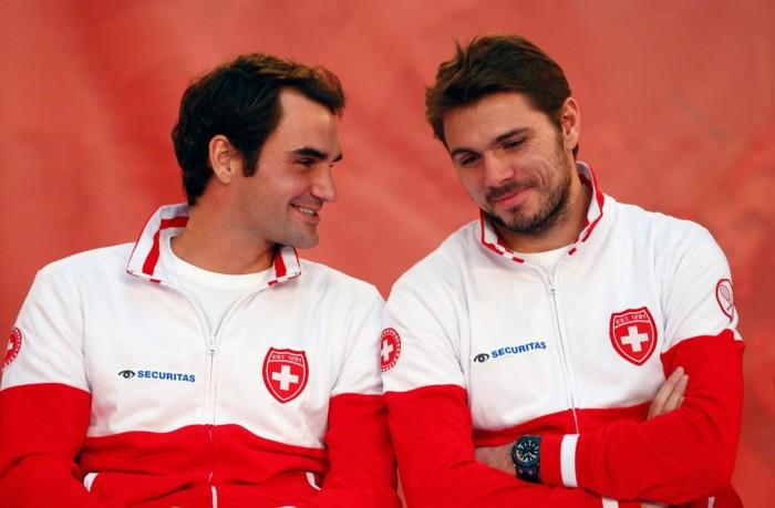 Stan Wawrinka Talks Novak Djokovic And Roger Federer As The Swiss Maestro Makes More History