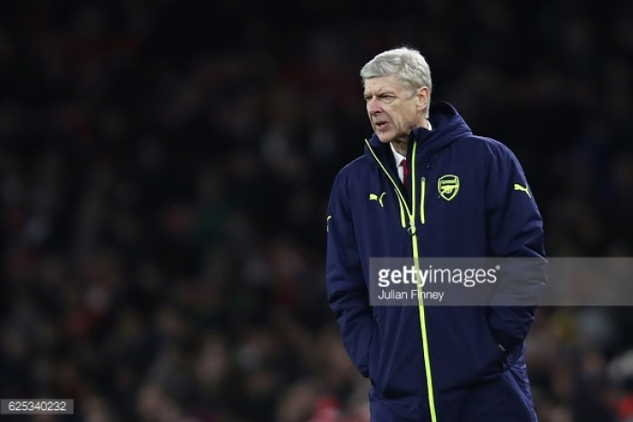 Arsene Wenger reflects on group standings and disappointing PSG draw