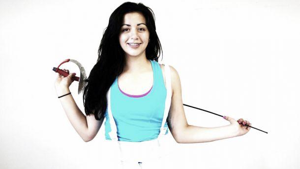Julieta Toledo consigue bronce en Copa Mundial de esgrima