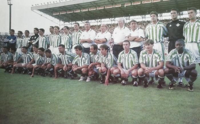 Betis, 18 años desde su última victoria en el Camp Nou