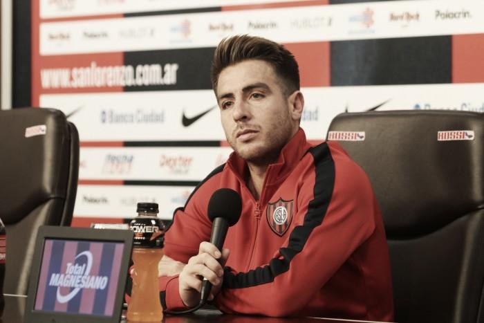 """Julio Buffarini: """"Estoy en el club que quiero"""""""