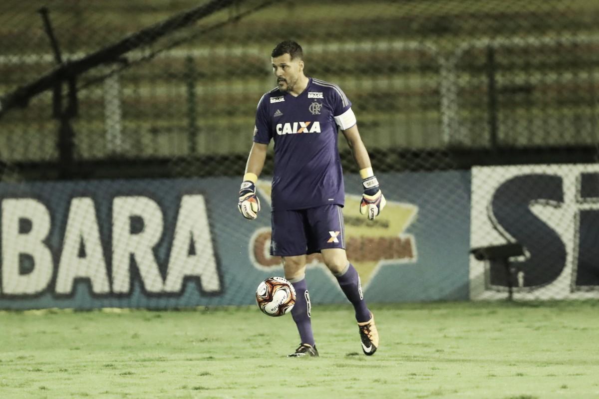 Flamengo anuncia jogo de despedida de Júlio César em confronto válido pelo Brasileiro