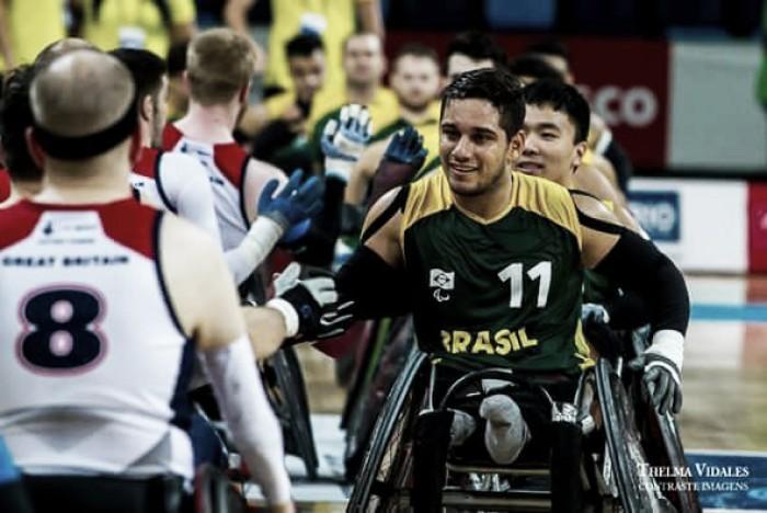 Julio Cézar comemora convocação para Seleção e projeta futuro nas Paralimpíadas
