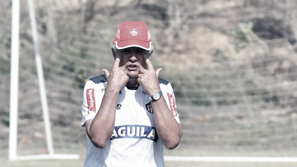 """Julio Comesaña: """"No me siento clasificado, pero sí vamos a clasificar"""""""